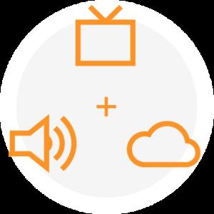 TV, audio et internet